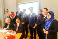 Zusammenarbeit zwischen Bayern und Malaysia weiter ausgebaut