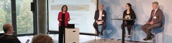 """Rückblick auf die Veranstaltung """"Agrar- technologie und Lebensmittelwirtschaft im Klimawandel. Bayerische Industrie und neue israelische Technologien"""" vom 8.9.2020"""
