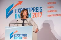 Exportpreis Bayern 2017 verliehen