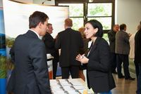Delegationen aus Frankreich und Schweden besuchen bayerische Firmen